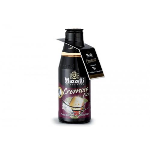 Balsamic glaze CREMOSO FIG MAZZETTI 215ml