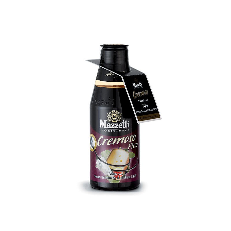 Balsamic glaze CREMOSO FIG MAZZETTI 215ml Balsamic and condiments