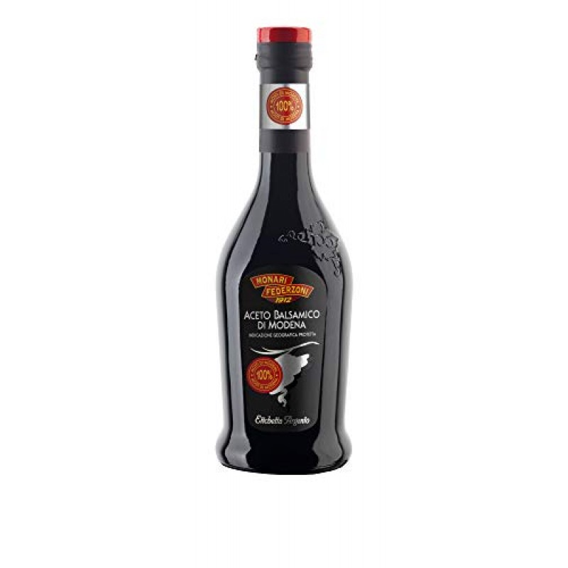 Balsamic vinegar Sintesi Argento IGP of Modena MONARI FEDERZONI 500ml Balsamic and condiments