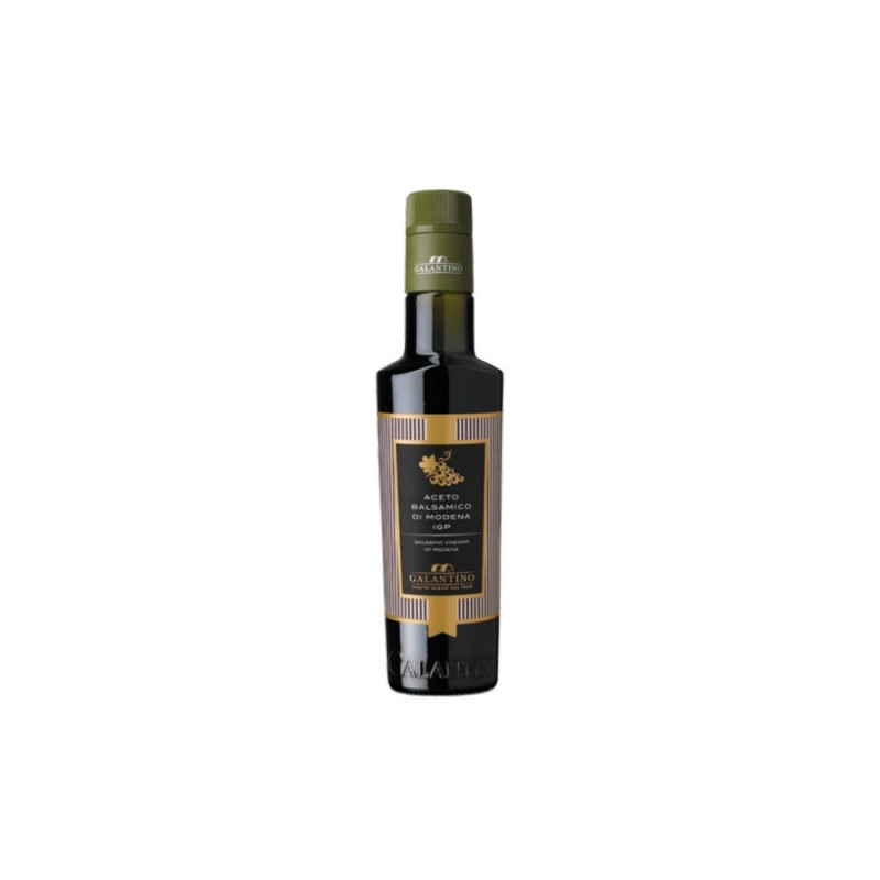 Balsamic Vinegar ACETO BALSAMICO GALANTINO 250ml Balsamic and condiments