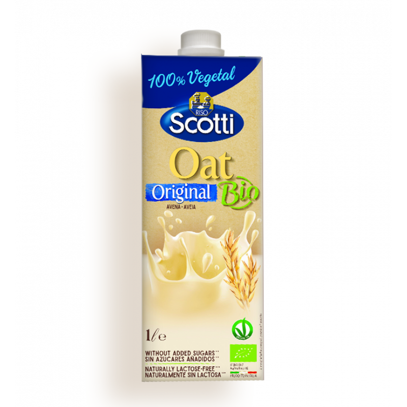 OAT ORIGINAL BIO DRINK RISO SCOTTI 1L BIO products