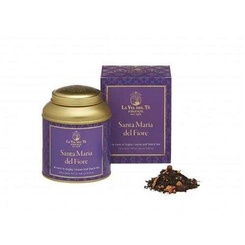 Black tea Santa Maria del Fiore LA VIA DEL TE 100g