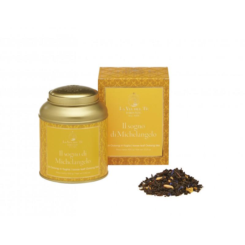 Oolong tea Il Sogno di Michelangelo LA VIA DEL TE Gift idea