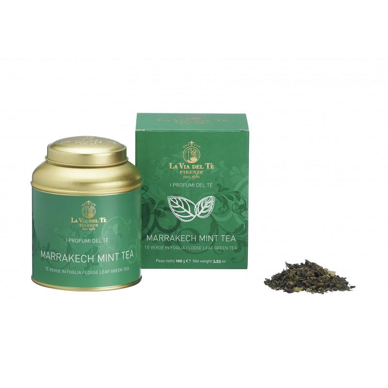 Green tea Marrakech Mint LA VIA DEL TE Gift idea
