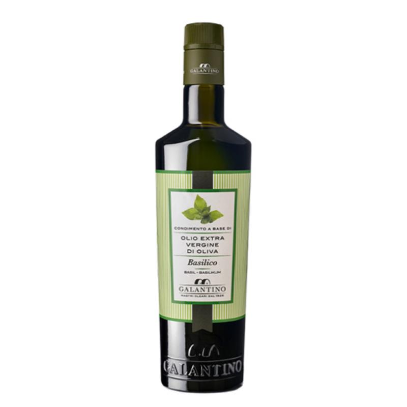 Extra virgin olive oil BASILICO GALANTINO 250 ml Oils