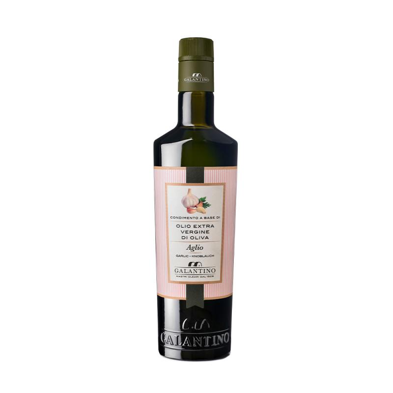 Extra virgin olive oil AGLIO GALANTINO 250 ml Oils