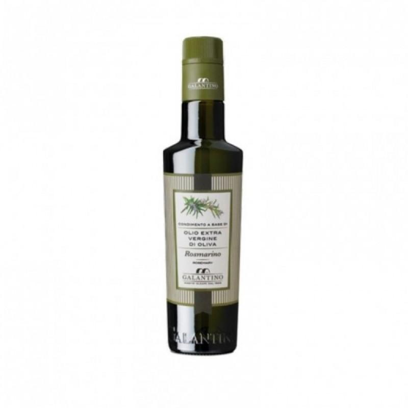 Extra virgin olive oil ROSEMARINO GALANTINO 250 ml Oils