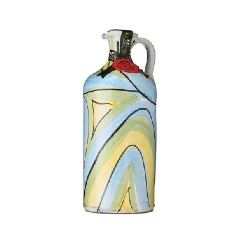Extra Virgin Olive Oil MARE Ceramic Jar GALANTINO 500 ml Oils