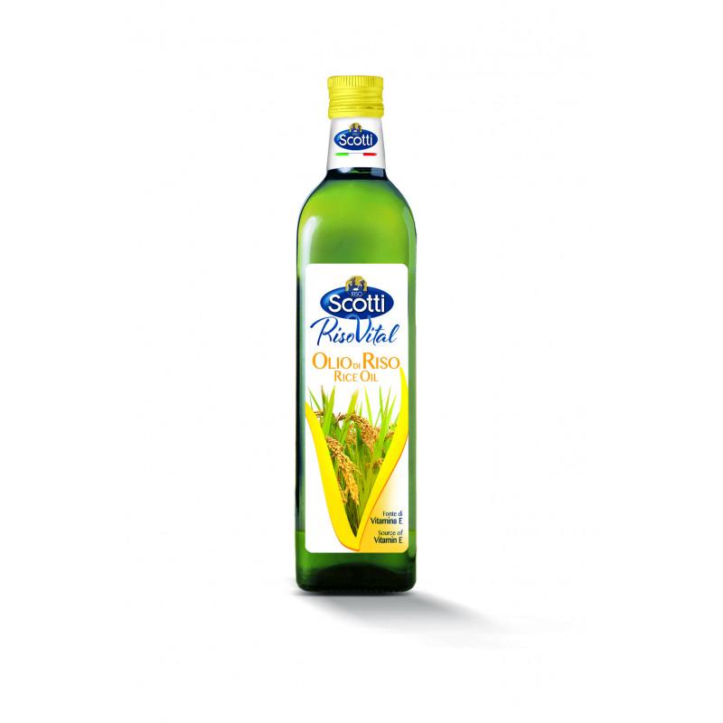 rice oil RISO SCOTTI 750 ml Oils