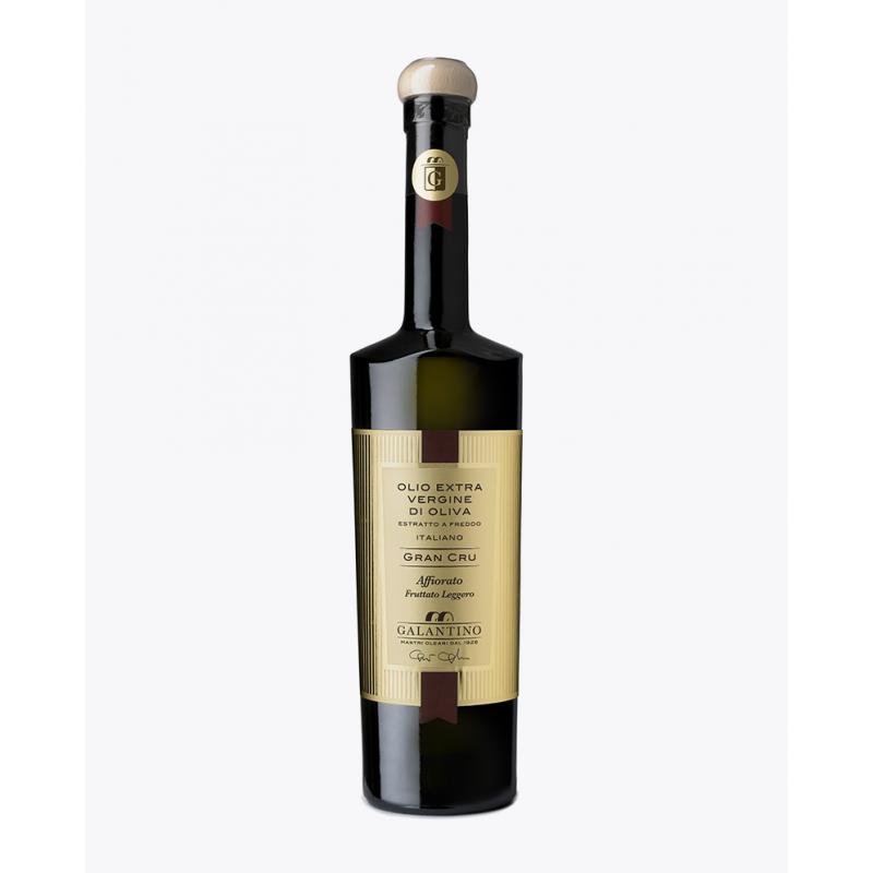 Extra virgin olive oil IL GRAN CRU AFFIORATO GALANTINO 500 ml Oils
