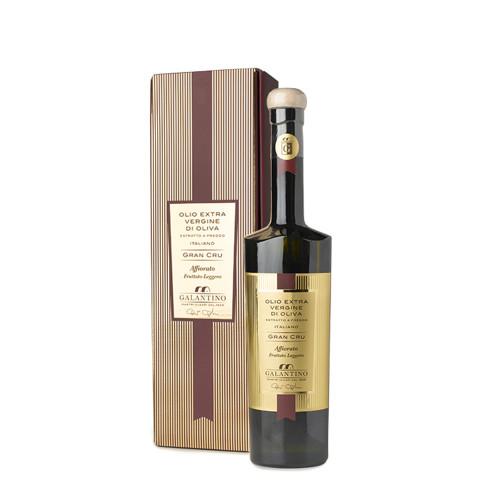 Extra virgin olive oil IL GRAN CRU AFFIORATO GALANTINO 500 ml