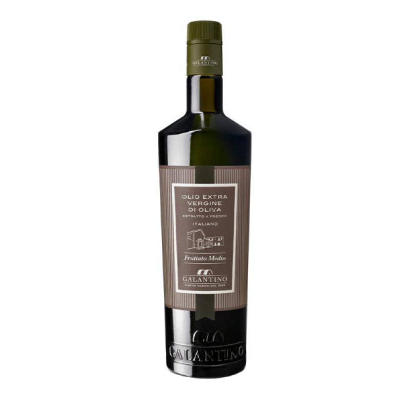 Extra virgin olive oil MEDIUM FRUITY GALANTINO 500 ml Oils