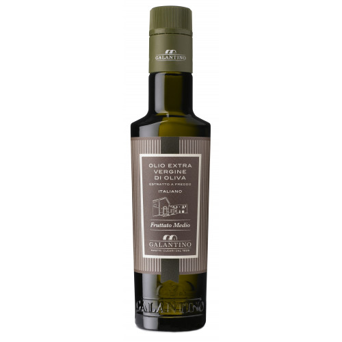 Extra virgin olive oil MEDIUM FRUITY GALANTINO 250 ml