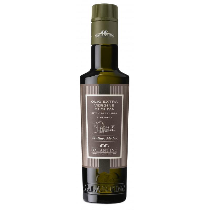Extra virgin olive oil MEDIUM FRUITY GALANTINO 250 ml Oils