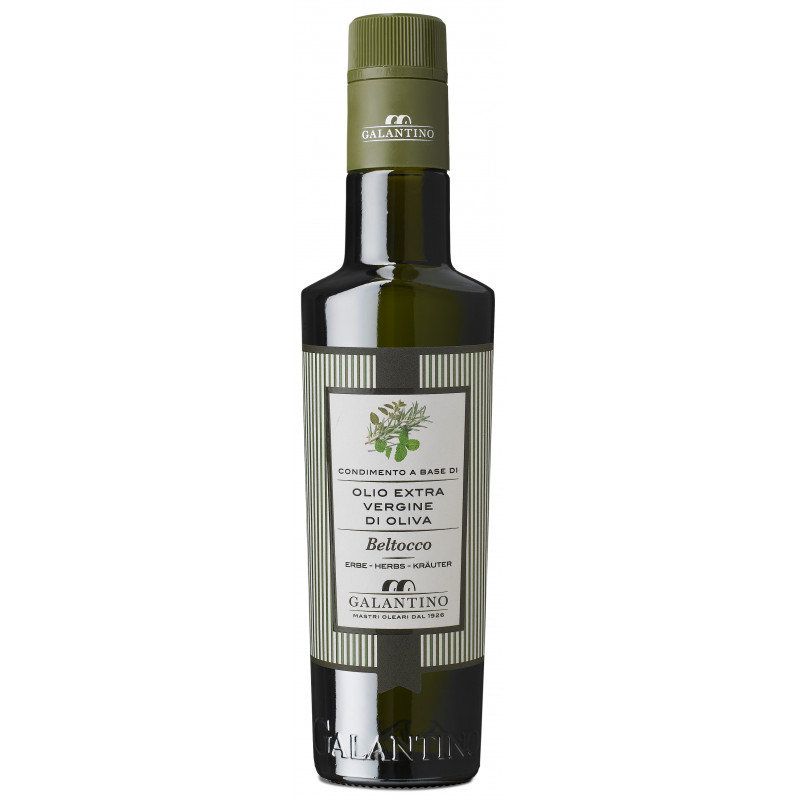Extra virgin olive oil BELTOCCO GALANTINO 250 ml Oils