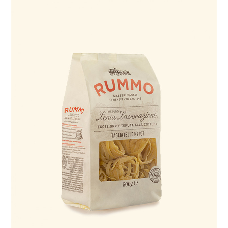pasta TAGLIATELLE №107 RUMMO 500g Rice and pasta