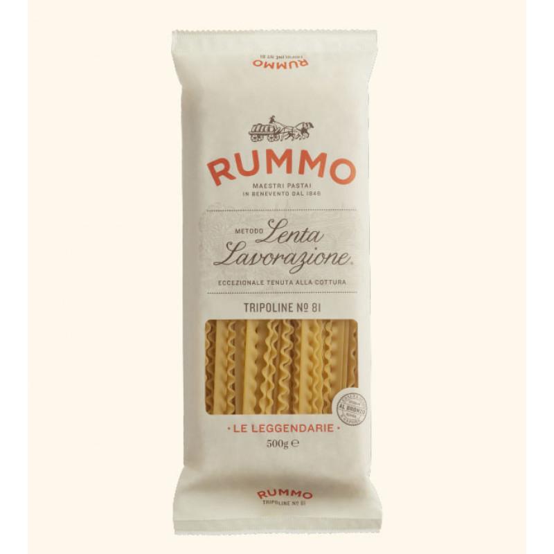 паста TRIPOLINE №81 RUMMO 500г Рис и паста