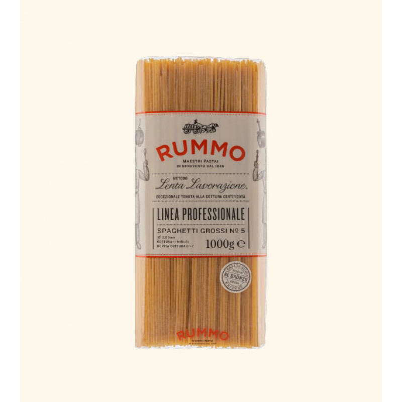 pasta SPAGHETTI GROSSI №5 RUMMO 3000g Rice and pasta