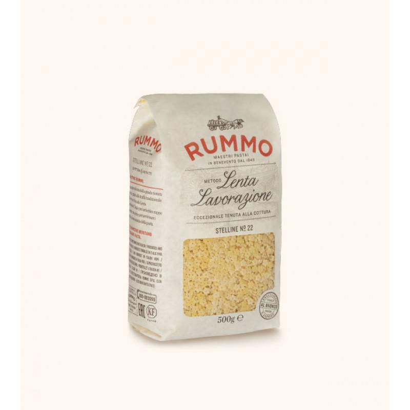 pasta STELLINE №22 RUMMO 500g Rice and pasta