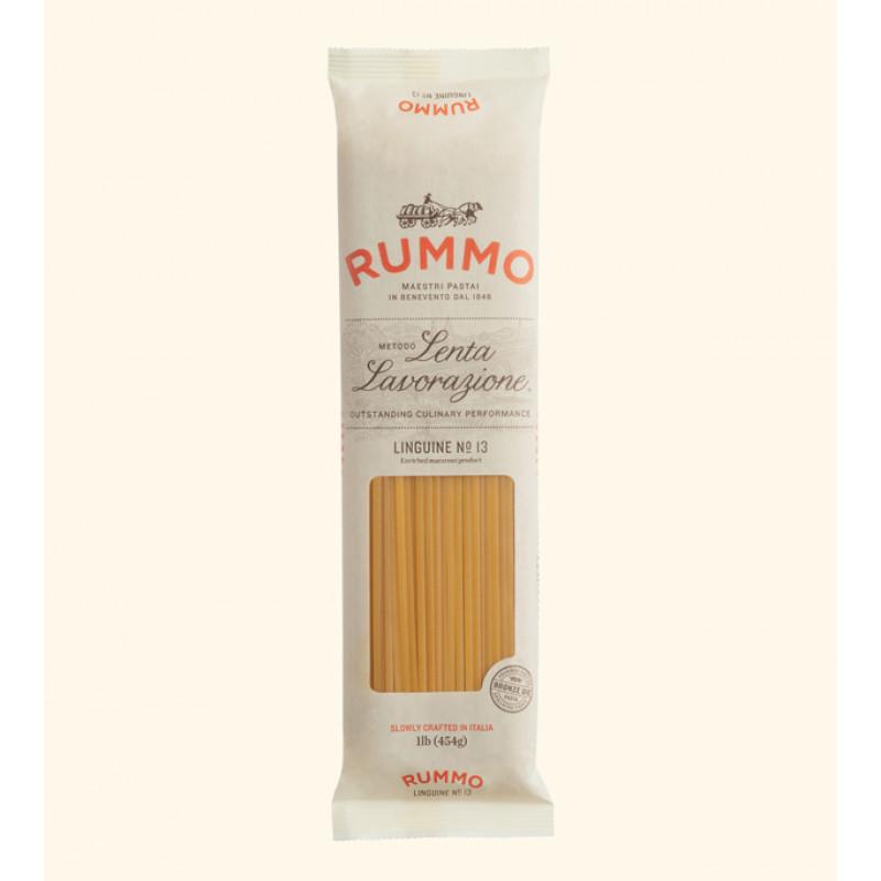 pasta LINGUINE Nº13 RUMMO 500g Rice and pasta