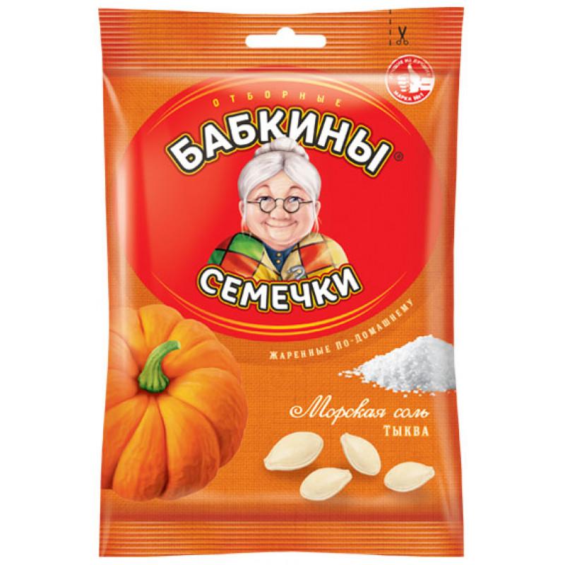 pumpkin seeds BABKINY 150g Snacks, chips