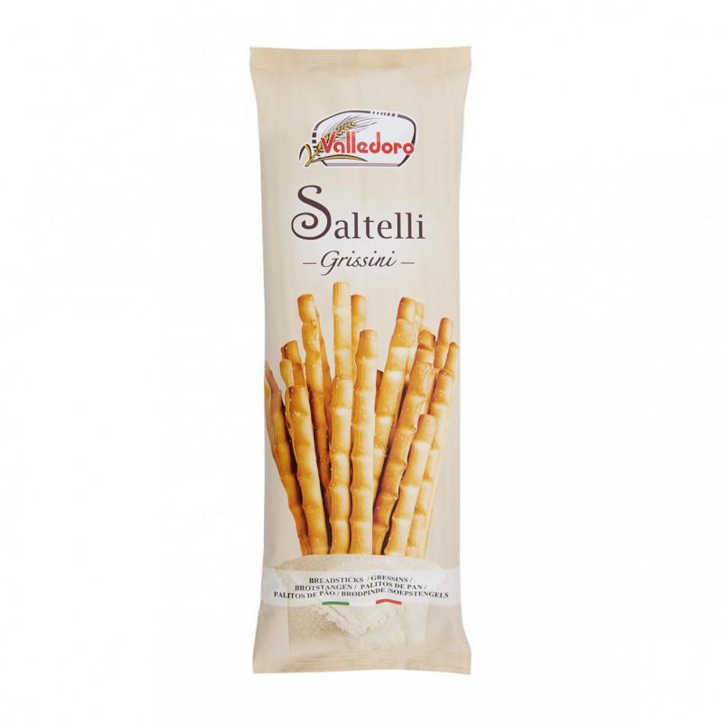 grissini SALTELLI VALLEDORO 100g Snacks, chips