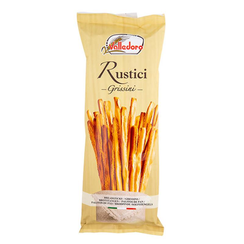 grissini RUSTICI VALLEDORO 100g Snacks, chips