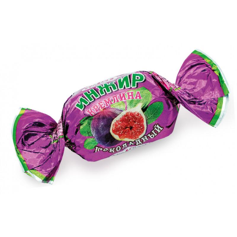 chocolate fig KREMLINA 500g Sweets, cookies