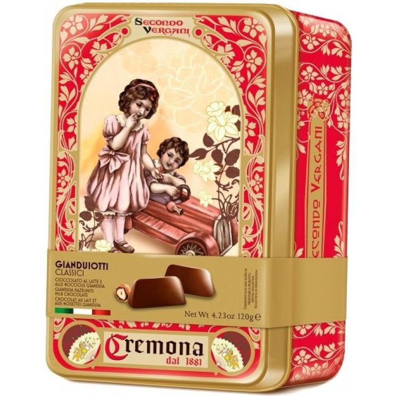Chocolates gianduiotti VERGANI 120g Sweets, cookies