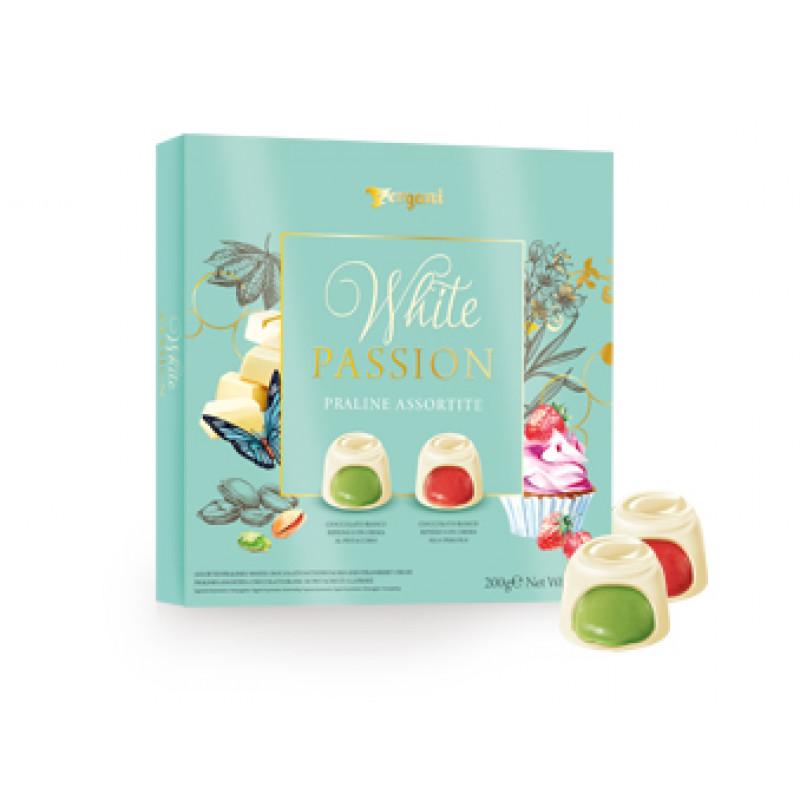 white passion pistachio VERGANI 200g Sweets, cookies