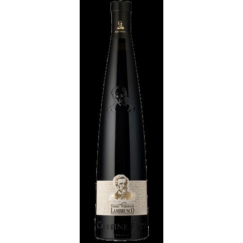 Red Wine TERRE VERDIANE LAMBRUSCO 75cl
