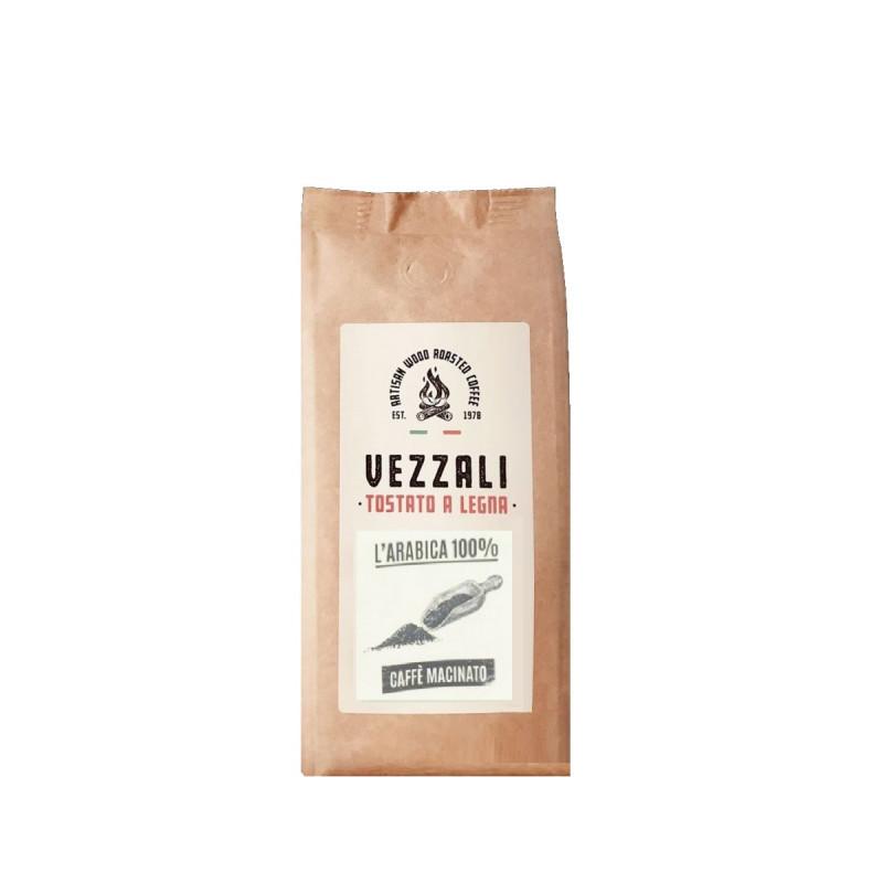 coffee ground L'Arabica Vezzali 200g Tea and coffee